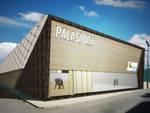 progetto palazzetto sport Pietra