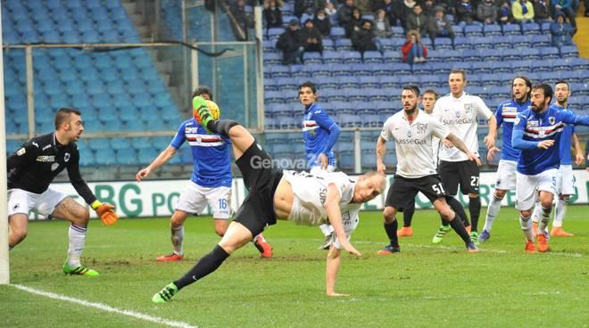 sampdoria - atalanta serie a