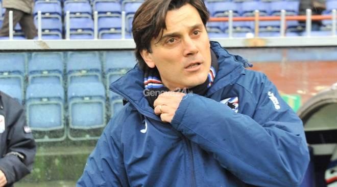 Sampdoria-Frosinone Serie A
