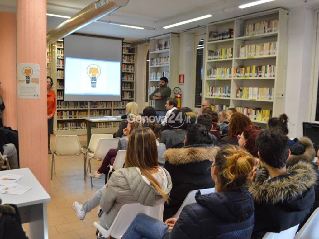 Santa Margherita: inaugurazione sportello Informagiovani