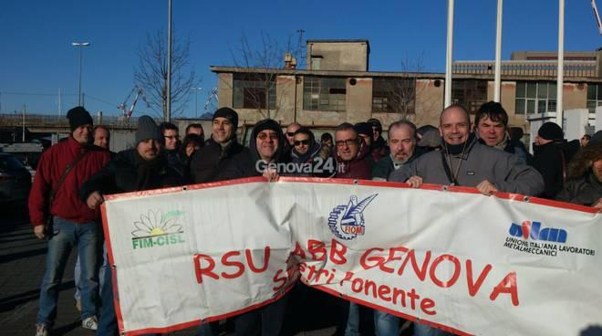 sciopero abb