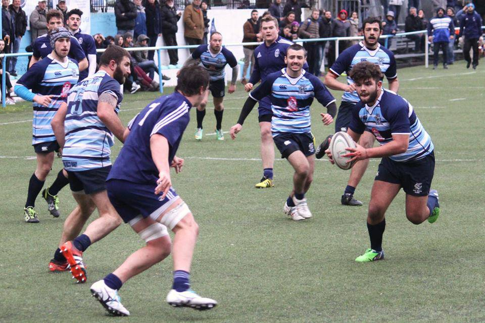Tossini Pro Recco Rugby