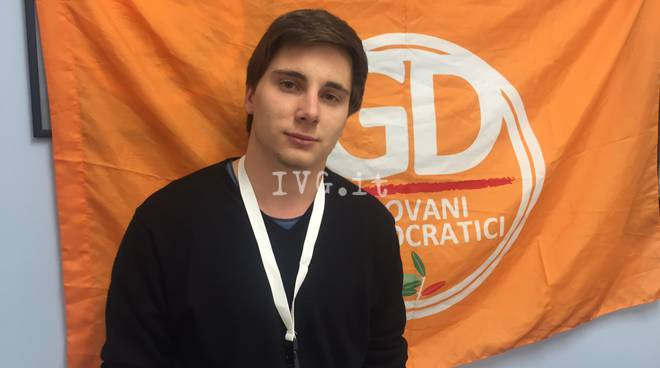 Luca Burlando Giovani Democratici