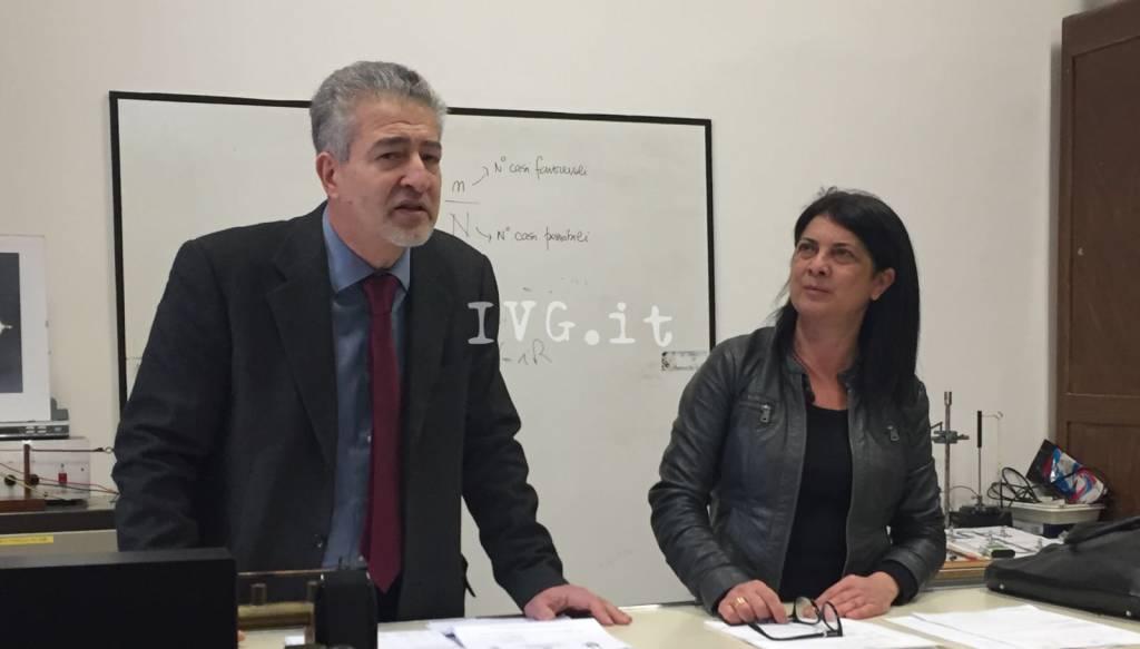 Sorgini Gargano liceo Musicale Albenga SAvona