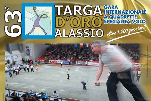 63^ Targa D'oro Alassio