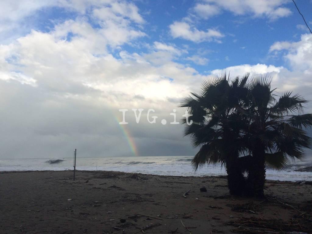 Allerta meteo 5 marzo: la mareggiata