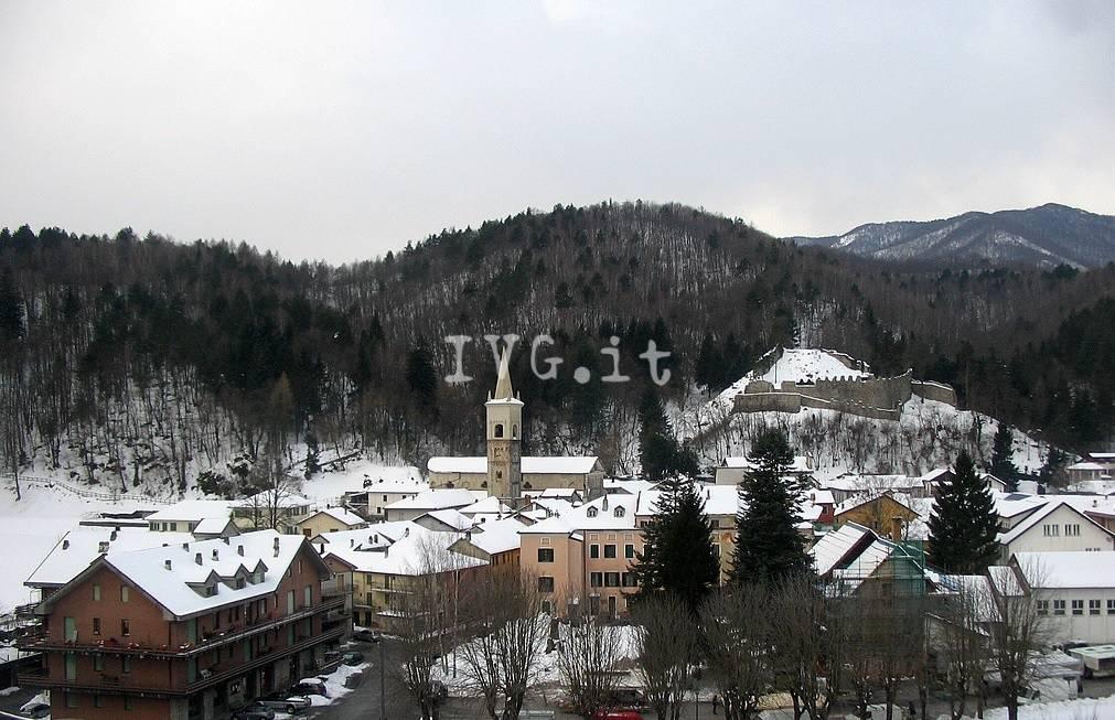 Allerta neve 8 marzo