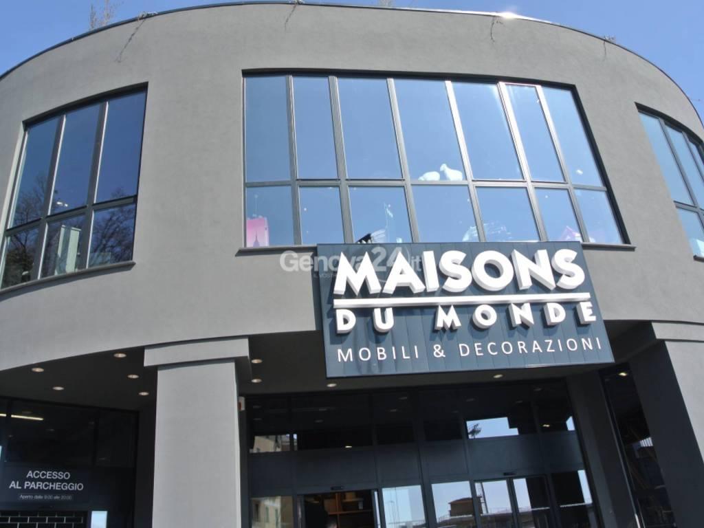 apertura Maisons Du Munde Genova Campi