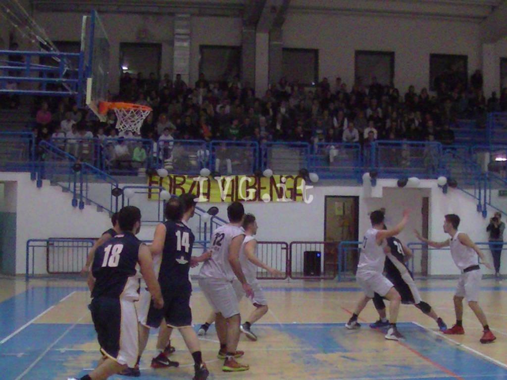 Basket Albenga–Fortitudo Savona
