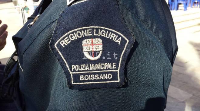 Polizia Municipale Boissano