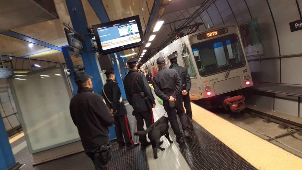 carabinieri unità cinofile
