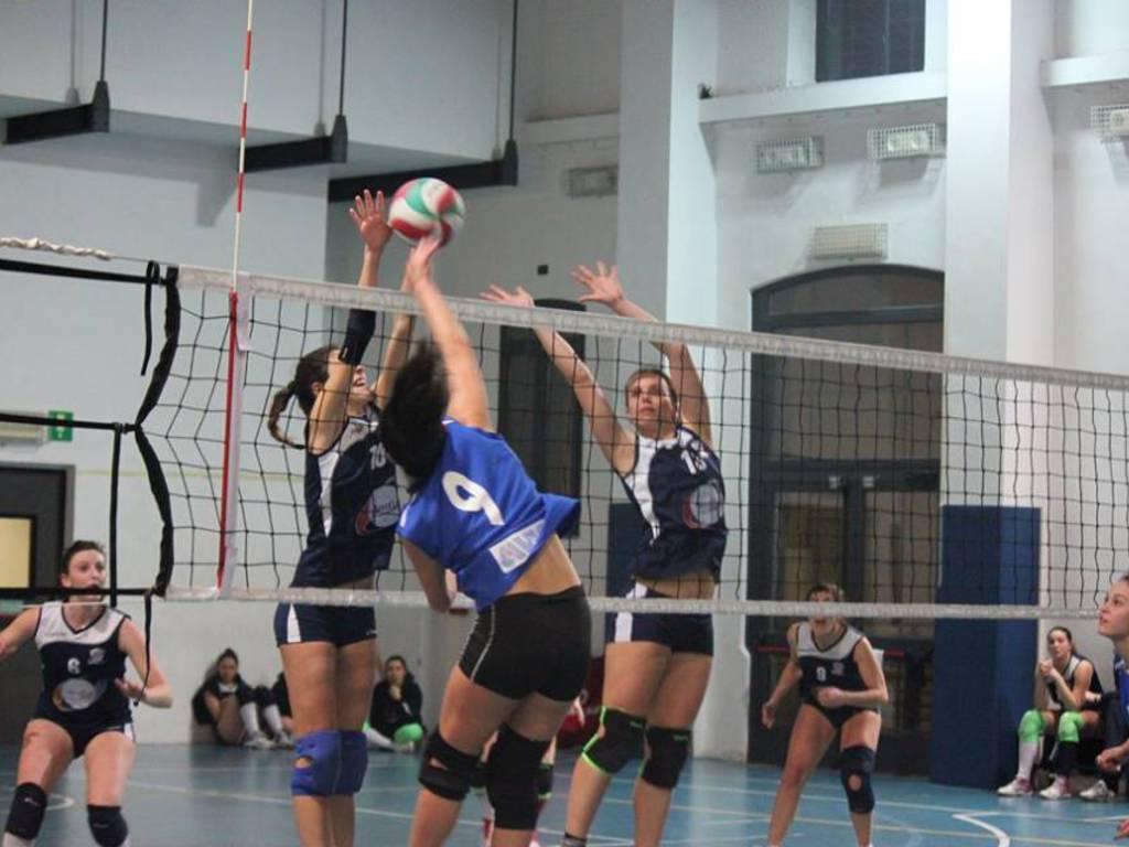 casarza ligure volley pallavolo serie d