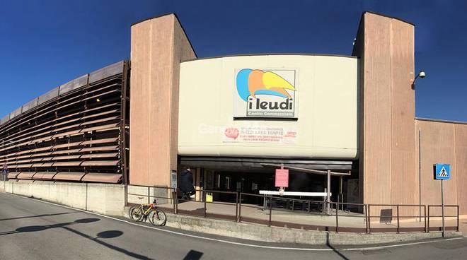 Centro commerciale Ipercoop I Leudi