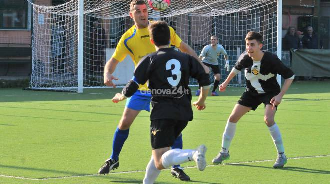 CFFS COGOLETO CALCIO-RUENTES 2010 prima categoria gir b