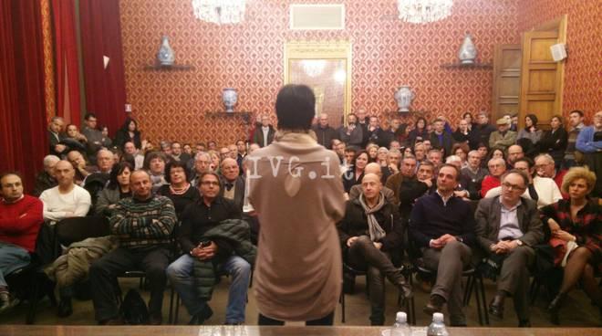 Stefania Battaglia Apertura Campagna Elettorale