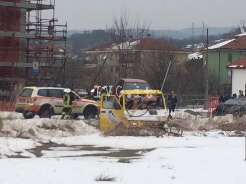 Incidente Mortale Carcare Gianfranco Peluffo
