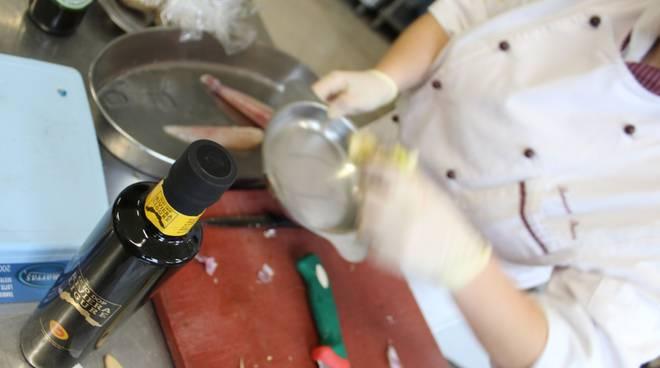 cucina alberghiero finale olio dop riviera ligure