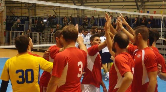 cus genova volley maschile pallavolo serie c