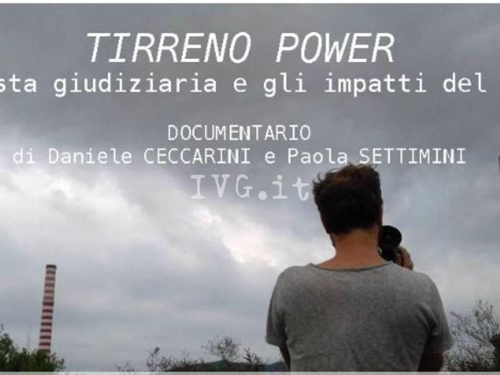 documentario tirreno power