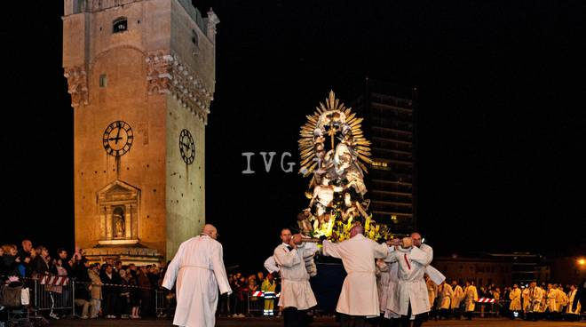 Processione Venerdì Santo Savona