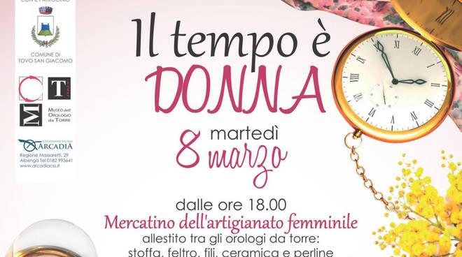 Festa della Donna al Museo dell'Orologio da Torre