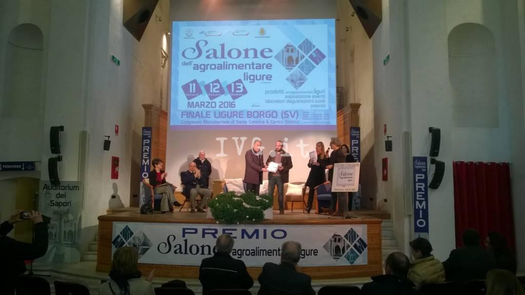 Finale, inaugurato il Salone dell'Agroalimentare 2016