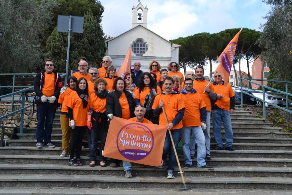 Flash Mob Progetto Spotorno