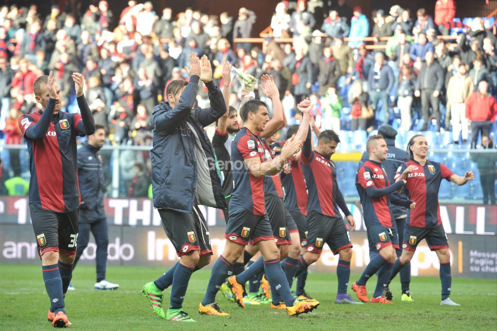 Genoa-Empoli Serie A