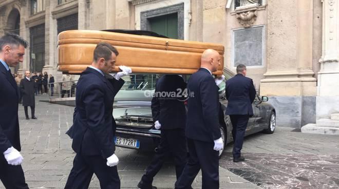 I funerali di Francesca Bonello