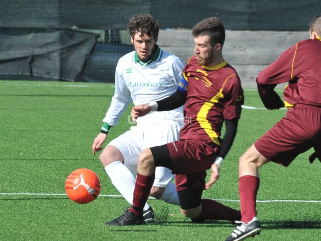 Il Libraccio J.T.RensenPro Pontedecimo CalcioN.Gambino Arenzano seconda girone c