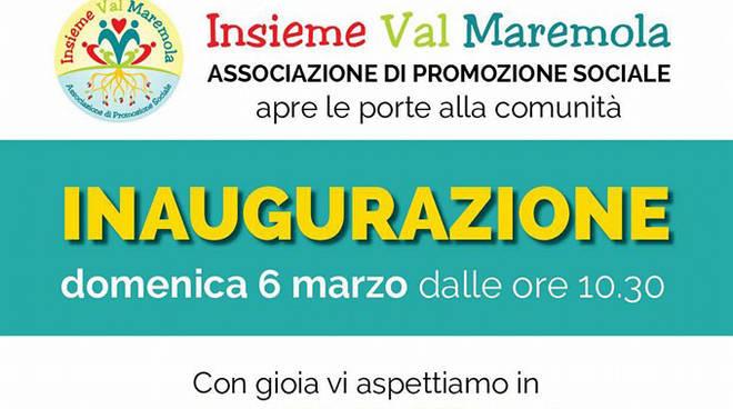 Inaugurazione Insieme Val Maremola