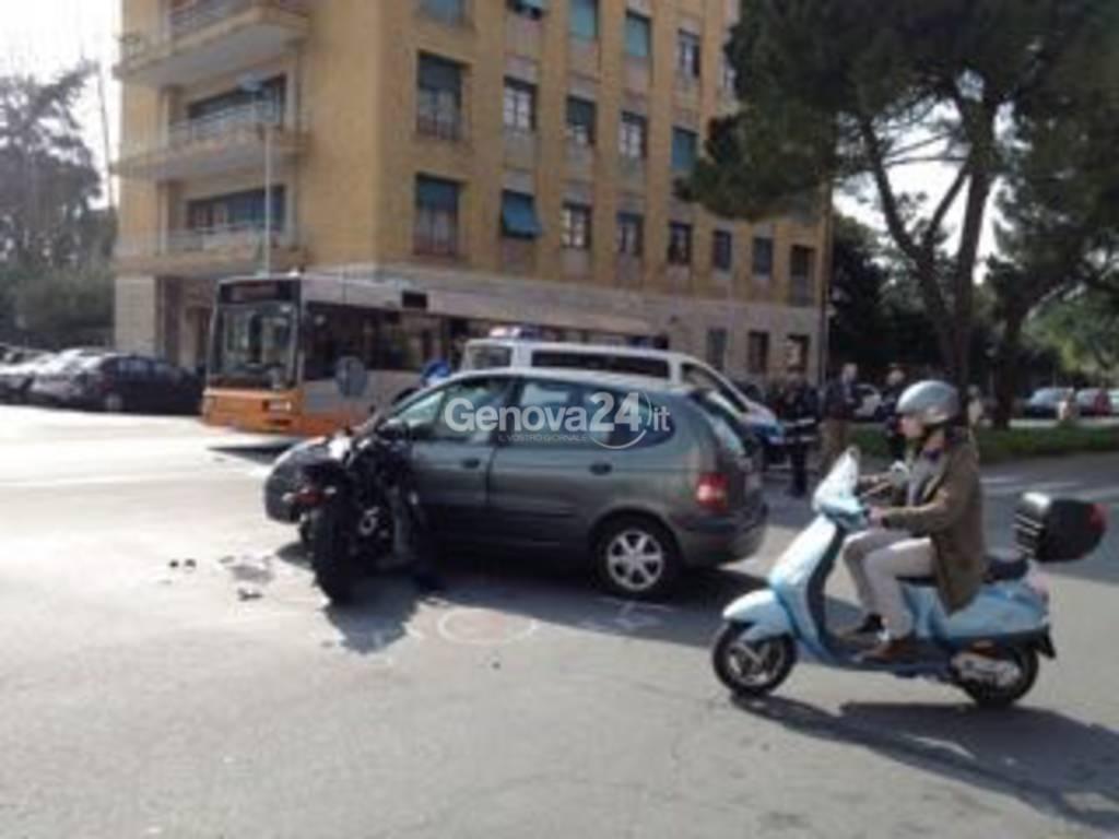 Incidente ad Albaro