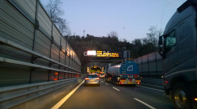 incidente autostrada coda
