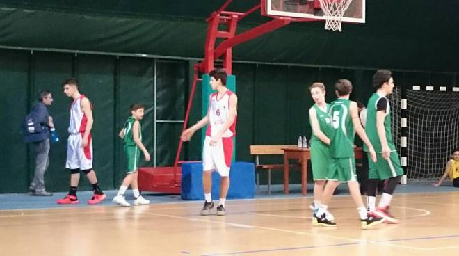 Join the game Basket ceriale