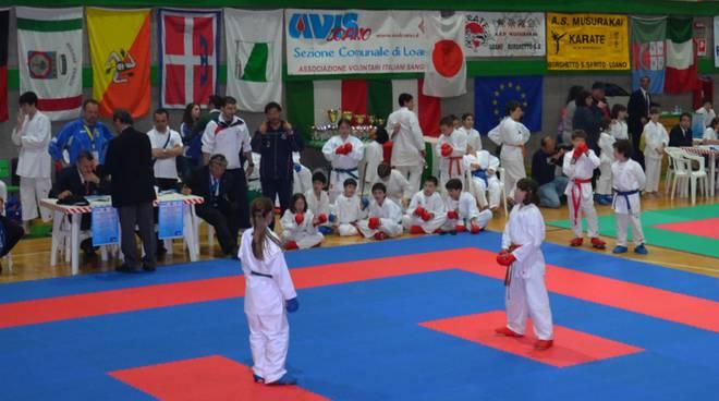 Karate di Loano