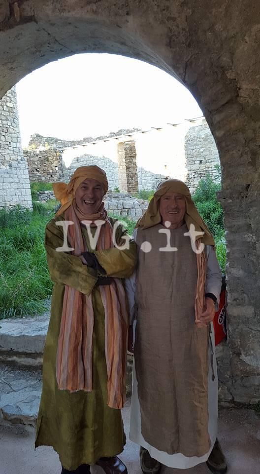 la passione di cristo ad Andora