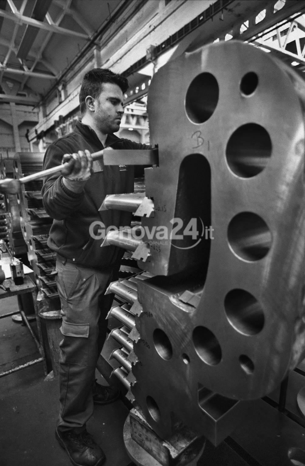 Le trasformazioni del lavoro a Genova