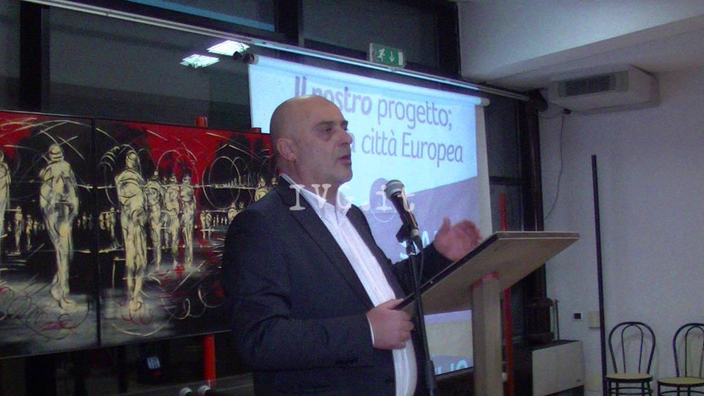 Livio Di Tullio persenta il programma elettorale