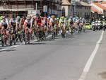 Milano-Sanremo: il passaggio della corsa tra Savona e Vado