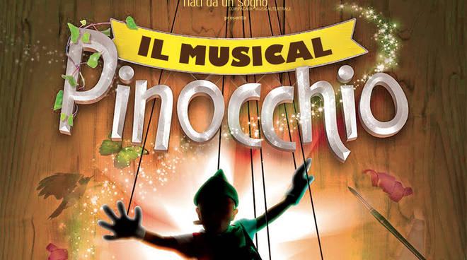 Nati da un Sogno Pinocchio il musical