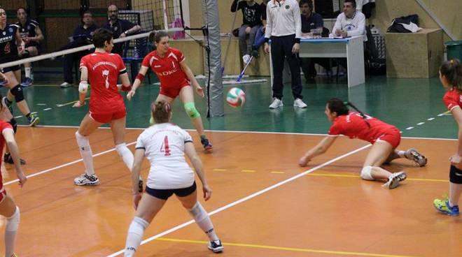 Normac AVB Genova, DKC Volley Galliate