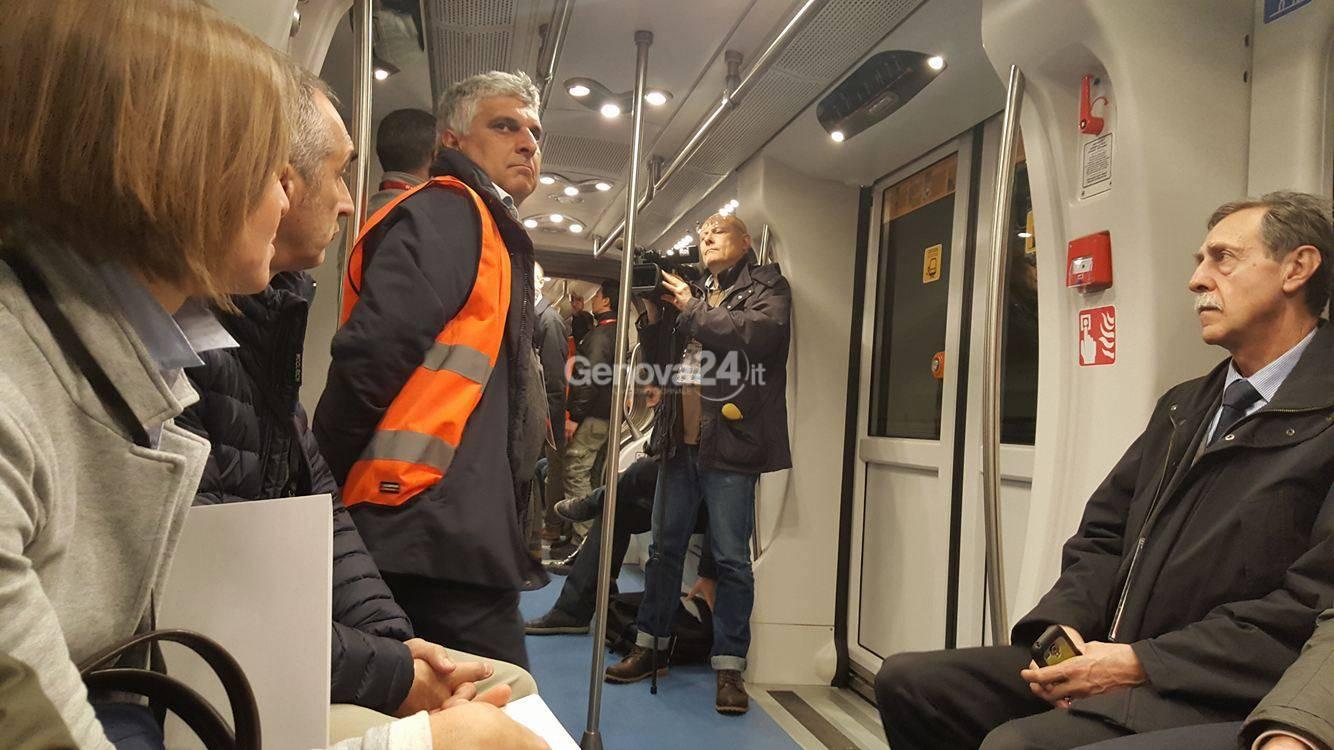 Nuova metropolitana di Genova