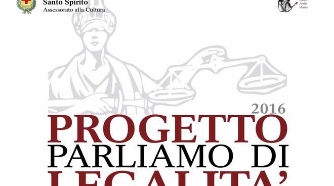 Parliamo di Legalità 2016 Borghetto Santo Spirito