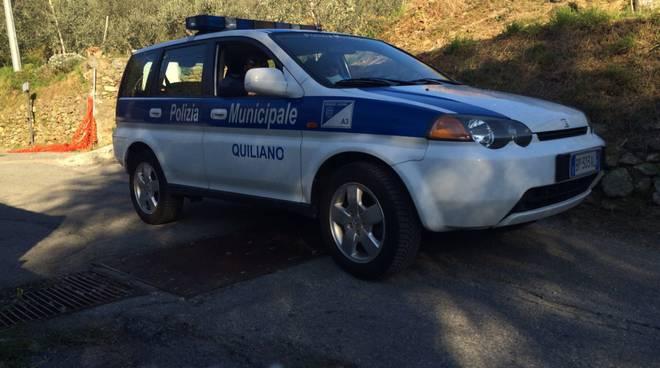 polizia municipale Quiliano