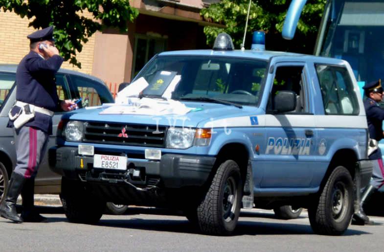 polizia stradale controlli pullman