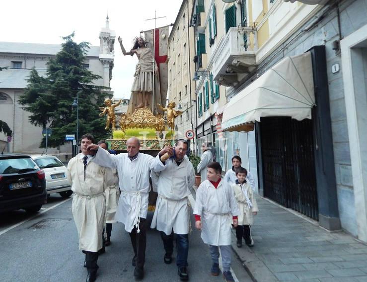processione savona cristo risorto