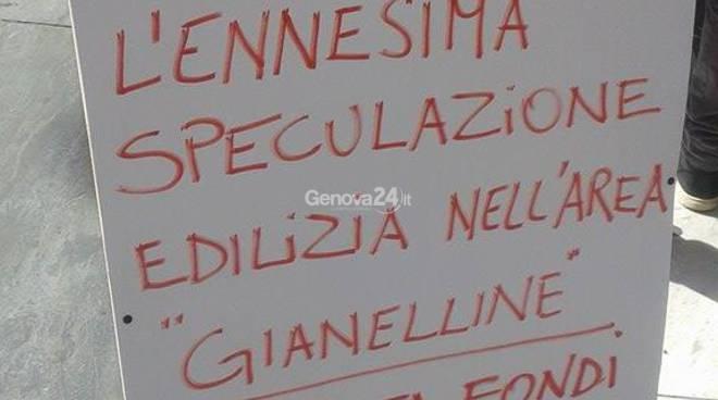 Raccolta firme per il ricorso contro la Variante Gianelli