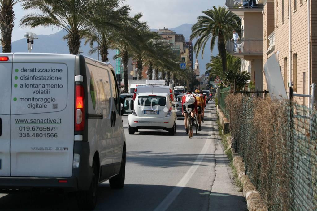 Rievocazione storica della Milano-Sanremo: le foto