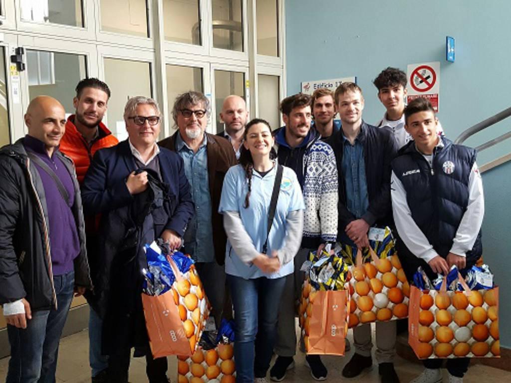 Savona Fbc al Gaslini