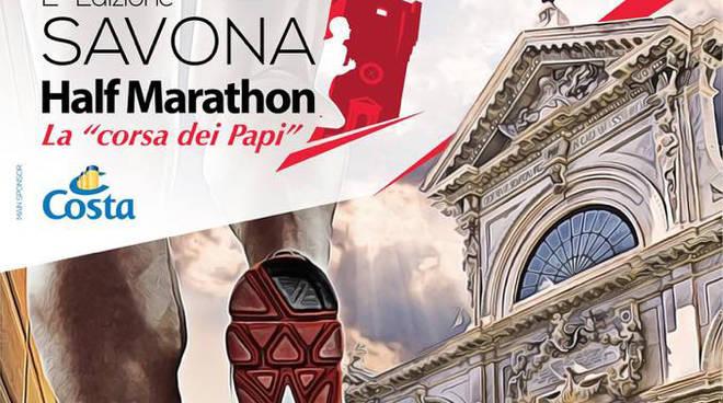 Savona Half Marathon La Corsa dei Papi